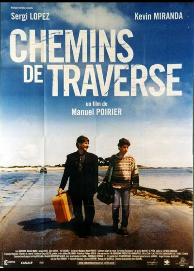 CHEMINS DE TRAVERSE movie poster