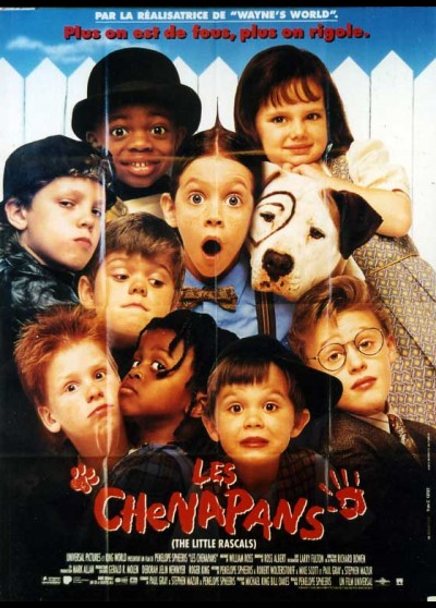LITTLE RASCALS (THE) movie poster