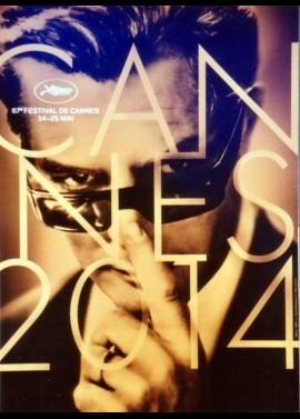 FESTIVAL DE CANNES 2014 movie poster