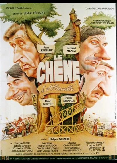 CHENE D'ALLOUVILLE (LE) movie poster