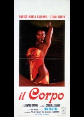 CORPO (IL) movie poster