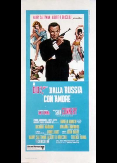 affiche du film BONS BAISERS DE RUSSIE