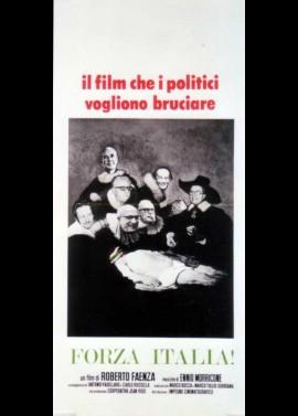 affiche du film FORZA ITALIA