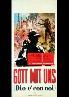 affiche du film A L'AUBE DU CINQUIEME JOUR