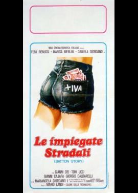 affiche du film IMPIEGATE STRADALI (LE)