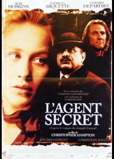 affiche du film AGENT SECRET (L')