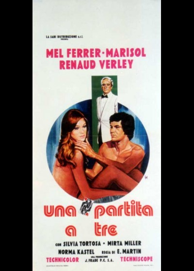 CHICA DEL MOLINO ROJO (LA) movie poster