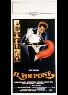 affiche du film VOLPONE (IL)