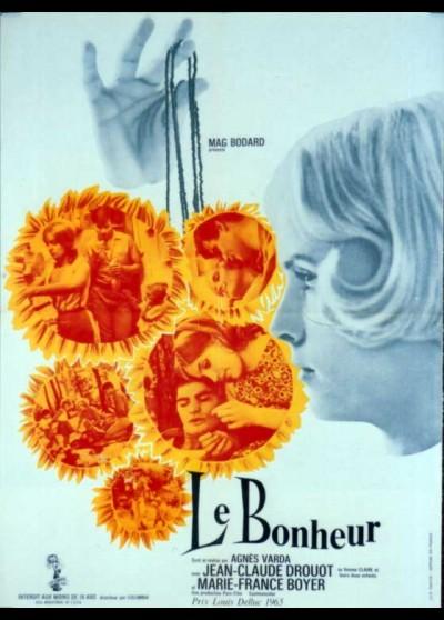 BONHEUR (LE) movie poster
