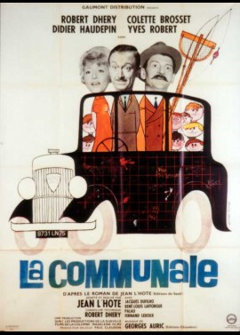 COMMUNALE (LA) movie poster