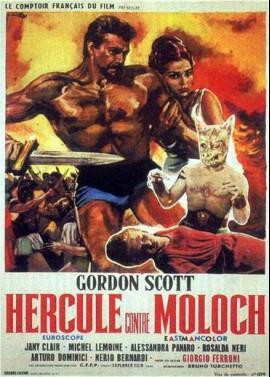 affiche du film HERCULE CONTRE MOLOCH