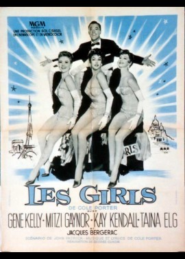 GIRLS (LES) movie poster