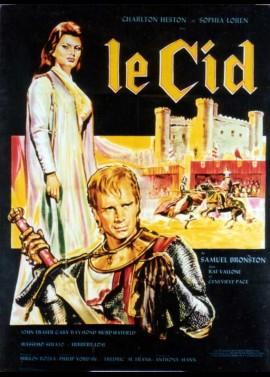 affiche du film CID (LE)