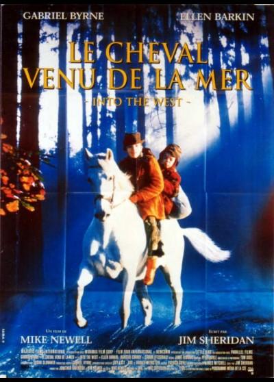 affiche du film CHEVAL VENU DE LA MER (LE)