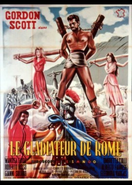 GLADIATORE DI ROMA (IL) movie poster