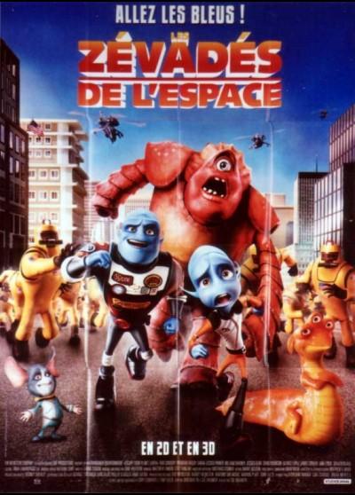 affiche du film ZEVADES DE L'ESPACE (LES)