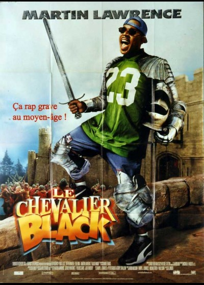 BLACK KNIGHT movie poster
