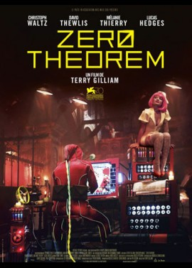 ZERO THEOREM (THE) movie poster