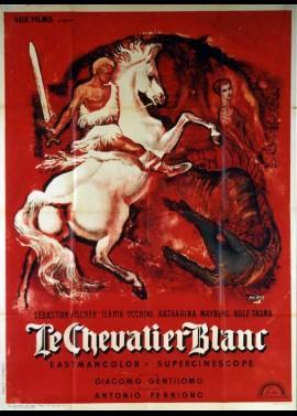 affiche du film CHEVALIER BLANC (LE)