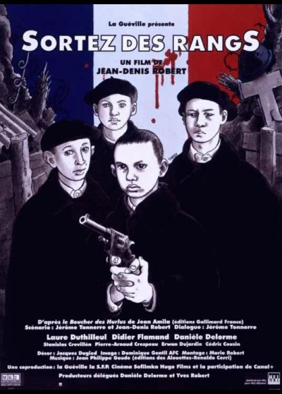 SORTEZ DES RANGS movie poster