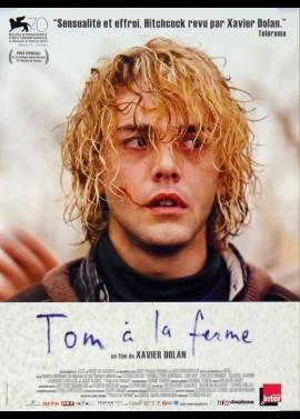 TOM A LA FERME movie poster