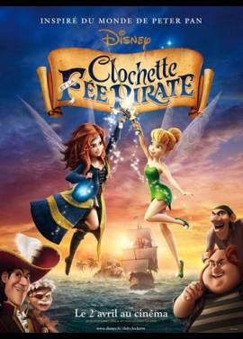 affiche du film CLOCHETTE FEE PIRATE