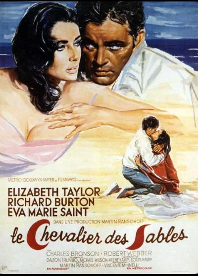 affiche du film CHEVALIER DES SABLES (LE)