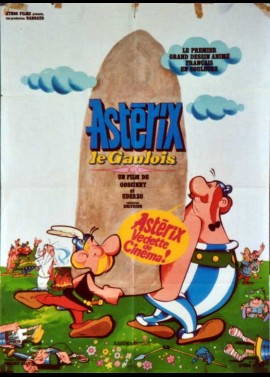 ASTERIX LE GAULOIS movie poster