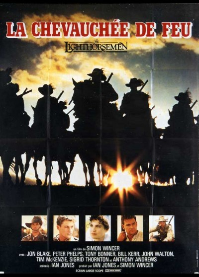 LIGHTHORSEMEN (THE) movie poster