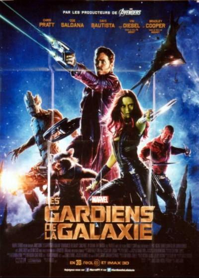 affiche du film GARDIENS DE LA GALAXIE (LES)