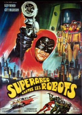 INVINCIBILE SUPERMAN (L') movie poster