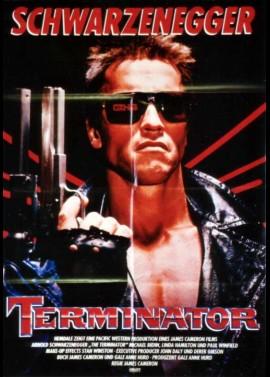 TERMINATOR (THE) movie poster
