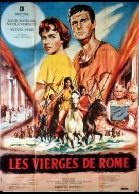 affiche du film VIERGES DE ROME (LES)