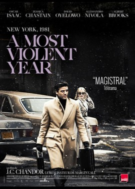 A MOST VIOLENT YEAR movie poster