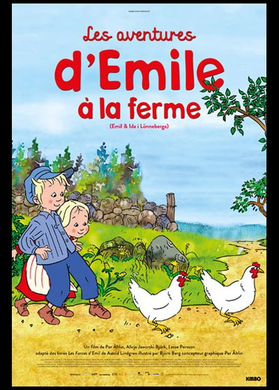 EMILE IDA I LONNEBERGA movie poster