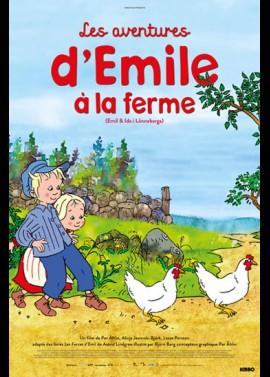 affiche du film AVENTURES D'EMILE A LA FERME (LES)