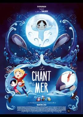 affiche du film CHANT DE LA MER (LE)