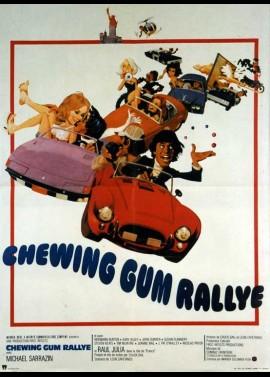 affiche du film CHEWING GUM RALLYE