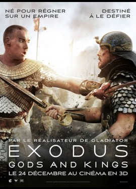 affiche du film EXODUS GODS AND KINGS