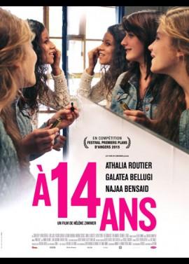 A QUATORZE ANS movie poster
