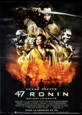 affiche du film QUARANTE SEPT RONIN