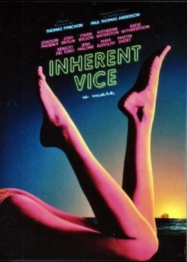 affiche du film INHERENT VICE