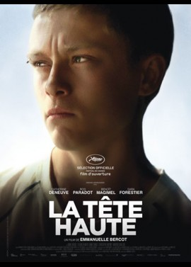 TETE HAUTE (LA) movie poster