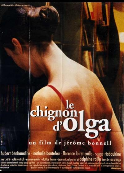 affiche du film CHIGNON D'OLGA (LE)