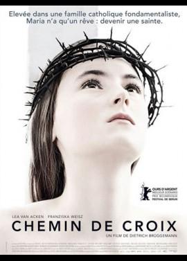 affiche du film CHEMIN DE CROIX
