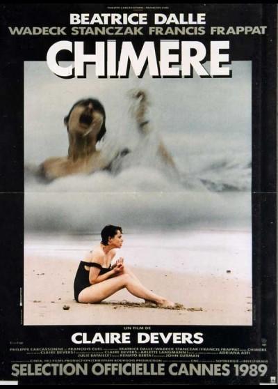 affiche du film CHIMERE