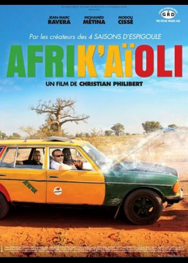 affiche du film AFRIK'AIOLI