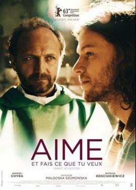 affiche du film AIME ET FAIS CE QUE TU VEUX