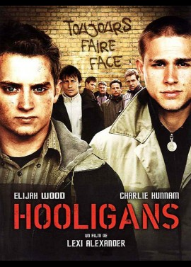 GREEN STREETS HOOLIGANS movie poster