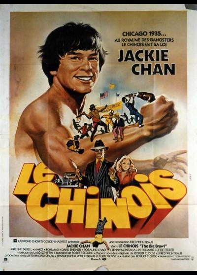 affiche du film CHINOIS (LE)